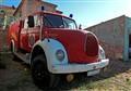Croatian Firebrigadetruck