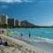 Waikiki Beach with the Kit Zoom at 18 mm