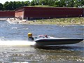 Speed boat race