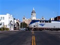Amtrak Through Marfa, Texas