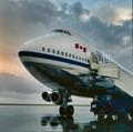 Wardair 747-200