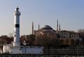 Ahırkapı Feneri. Istanbul