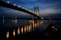 2nd bridge at sunset