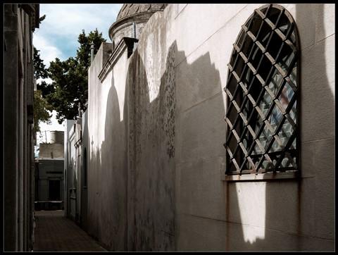 Quiet alley