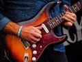 Sunburst Stratocaster