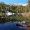 Emerald Lake - underexposed 2