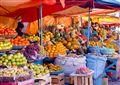 Fruit Stall - Sucre, Bolivia