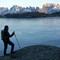 Black lake and Brenta Dolomites