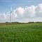 Wind turbine (Beuzec Cap Sizun / Pors-péron / Brittany / France)