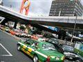 japan taxi jam