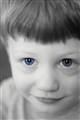 Salmons Blue Eyes