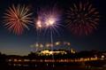 Fireworks - Chinon