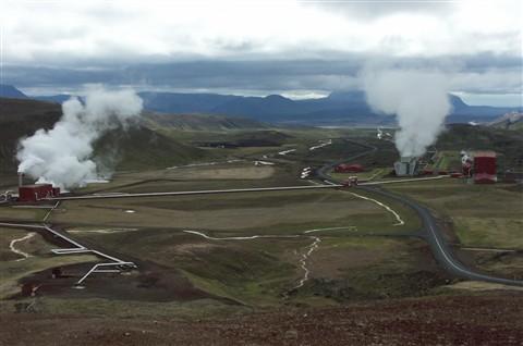 Icelandic thermal power