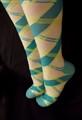 Plaid Socks!