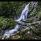 Waterfall white ravine _ _00491