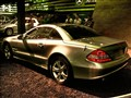 Mercedes Benz SL500..