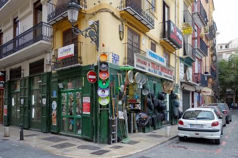 Old center of Valencia