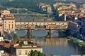 Ponte Vecchio, Spanning the Arno River