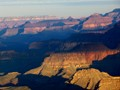 Morning Color Shades of Grand Canyon from Desert View