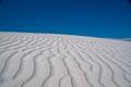White Sands, Blue Sky