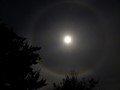 Moon-bow Halo