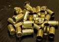 .45 Auto brass
