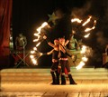 SHOW FIRE AT DREAMS TULÚM