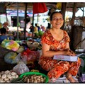 Mekong Delta Wet Market Vendor (2013)
