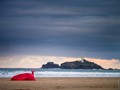 Godrevy Lighthouse and Chatterley
