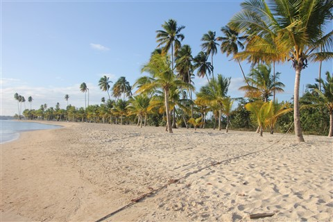 La Romana Beach - Dominican Republic