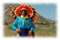 Genízaro Medicine Man, Moque Clan, Pueblo of Abiquiú