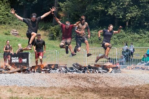 Spartan Race  8/2/2014