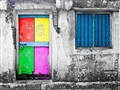 The Colored Door