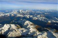 Mont Blanc and the Alps