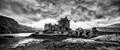 Eilen Donan Castle Scotland