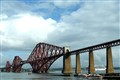 The Firth of Forth Bridge (Scotland)