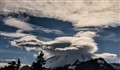 Clouds over Mount Baker