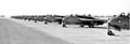 RAF 32 sqdn DH Venoms Mk 1.