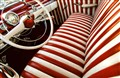 nice candy stripe interior job