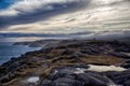 """Cape Spear on """"The Rock"""", Newfoundland"""