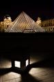 Louvre Night