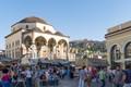 Plaza near Parthenon