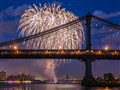 East River Fireworks in New York