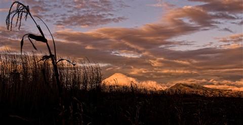 amanecer, volcan agua 1 - copia - copia