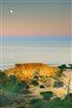 Moonset @ Torrey Pines