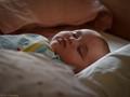 Jordana's morning rest.....