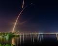 Falcon 9 Zuma Launch