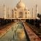 IMG_800-8108-2a Reflected Taj Mahal