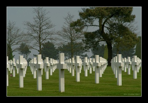 Colleville War cemetery