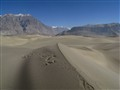 Desert at Skardu (Pakistan)